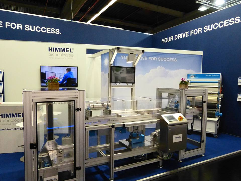 SPS IPC Drives 2016 Nurnberg
